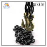 Forging Part Steel G80 Lashing Chain with Grab Hook