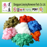 Polyester Wadding Solid Recycle Polyester Fiber