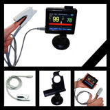 Contec Touch Screen Pulse Oximeter SpO2 Monitor, Free SD Card, PC Software, Pm60A