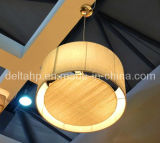 Round Paper Shade Pendant Hanging Lamp with E27 Base (C5006030P)