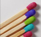 Hot Sale Color Head Safety Matches for Household