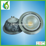 G53 GU10 15W AR111 LED Spot Light with COB LED Can Be Dimmable