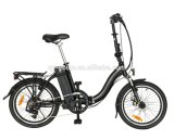 Queene/ High Quality Cheap Folding Bicycle 500W 20 Inch Foldable Fat Electric Bicycle