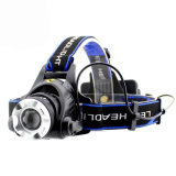 Cheap T6 High Power Aluminum Headlamp 800 Lumen Outdoor Hiking LED Head Light