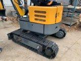 New Generation Excavator Price 2 Ton Mini Excavator Digging Machine for Sale