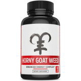 Premium Horny Goat Weed Extract with Maca & Tribulus Enhanced Energy Complex for Men & Women 30 Servings, 60 Veggie Capsules