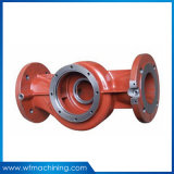 OEM Customized Foundry Ductile Cast Iron Gate Valve Body Manufacturer
