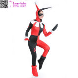 Adult Harley Quinn Halloween Costume L15525