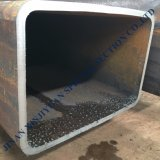 Cheap Factory Price JIS G3106 Hollow Section Rectangular Steel Pipe Pipes Welded with Fittings