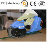 Portable Handhold Battery Power Tool Plastic Strapping Tool Electric Brick Packing Machine