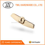 Manufacturer Price Hardware Gold Flip Lock for Bag