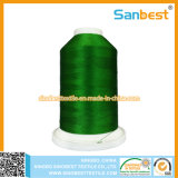 Polyester Embroidery Thread on King Spool with Snap Bottom