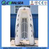 3.2m 10.5FT Aluminum/Aluminium Motor Rib Boat for Work/Sport/Speed/Leisure/Fishing
