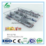 High Quality Customized Complete Automatic Aseptic Fruit Juice Filling Production Processing Line Equipment Price