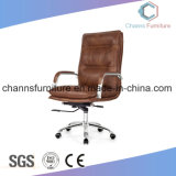 Foshan High Grade Stylish Leather Manager Leather Chair Office Furniture