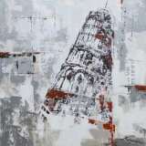 Reproduction Oil Painting with The Leaning Tower of Pisa
