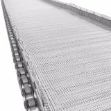 High Temperature Resistant Stainless Steel Wire Mesh Chain Plate Conveyor Belt