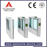 Infrared Flap-Swing Access Control Entrance Barrier Fare Collecting