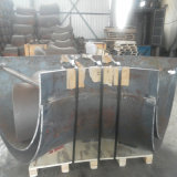 Saving Sea Freight Two Half Welding Elbow Without Painting