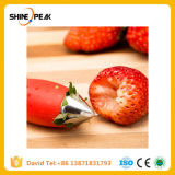 Cute Practical Red Strawberry Huller Strawberry Core Top Leaf Remover Fruit Leaf Stem Hullers Creative Kitchen Gadget