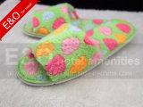 Soft Plush EVA Sole Hotel Indoor Lady Women Slippers