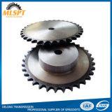Hardened Teeth Type B Hub Sprocket Chain Stainless Steel Wheels