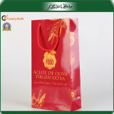 250GSM Art Paper Luxury Quality Food Packing Bag