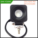 10W CREE LED Driving Light Motorcycle off Road Driving