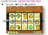 Queen of The Nile Gambling Casino Video Arcade Game Machine