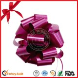 Manufature Foil Metallic Gift PP Ribbon Mini Christmas Star Bow