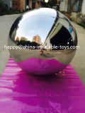 Gaint Round Inflatable Decoration Mirror Ball for Party