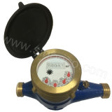 Class C Multi-Jet Semi Liquid Sealed Vane Wheel Cold / Hot Water Meter (LXSY-B2)