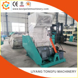 Industrial Rubber Tire Plastic Coconut Husk Crusher for Sale