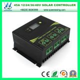 45A 12V/24V/36V/48V High Power Solar Panel Regulator (QWSR-LG4845)