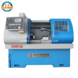Ck6136 Ce Approved CNC Turning Machine