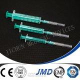 2 Parts Sterile Plastic Disposable Syringe
