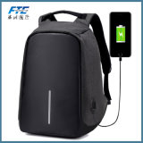 Anti-Theft Backpack USB Charging Men Business School Backpack for Teenagers