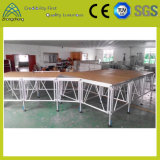 Outdoor Hotel Opening Ceremony Aluminum Acrylic Stage