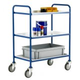 Premium Steel Tray Trolleys