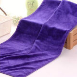 100% High Quality Microfiber Hair Towel Sets for SPA (DPF10766)