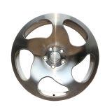 Fan Shape Polish Good Look Alloy Wheels