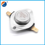 Large Big Current 250V 15A to 40A Bimetal Manual Auto Reset Ksd305 Ksd314 Ksd302 Thermal Protector Switch Thermostat