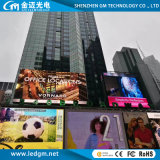 China P10mm Advertising Visual Full Color Outdoor LED Display Screen