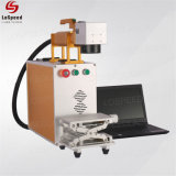 Cheap Mini Mopa Color Deep Marking Fiber Laser Marking Machine for Metal Cup, Auto Parts, Sunglass, Electrics, Plastics, iPhone Cover