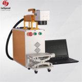 Cheap Mini Mopa Color Deep Marking Fiber Laser Marking Machine for Metal Cup, Auto Parts, Sunglass, Electrics, Plastics, iPhone Cover