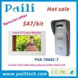 Video Doorphone for 4 Wires Villa Video Door Phone, 4-Wire Villa Intercom System