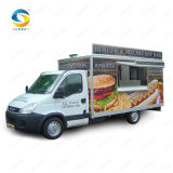 OEM Custom Commercial Food Trailers Fully Equipped Kitchen Hotdog Cart Street Mobile Food Cart Equipment Food Truck