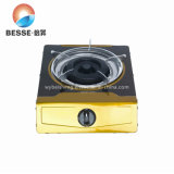 Cheap Convenient Stainless Steel Gas Stove/ Gas Cooker with 1 Burner (ZG-1006)