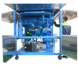 Double High Vacuum Transformer Oil Purifier Insulating Oil Filtration Machine