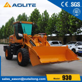 Small Hydraulic Wheel Loader with Joystick Control
